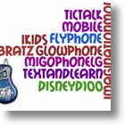 Top Ten &#039;Texting For Tots&#039; Mobile Phones